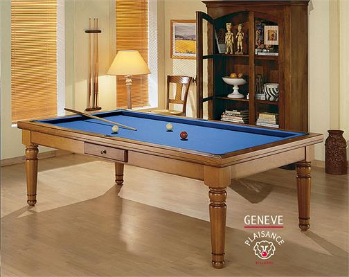 Billards Plaisance Geneve Prestige Pool Table - 6ft, 7ft, 8ft