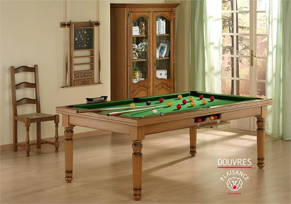 Billards Plaisance Douvres Prestige Pool Table - 6ft, 7ft, 8ft