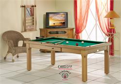 Billards Plaisance Cardiff Prestige Pool Table - 6ft, 7ft, 8ft
