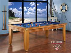 Billards Plaisance Cap-Horn Prestige Pool Table - 6ft, 7ft