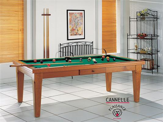 Billards Plaisance Cannelle Prestige Pool Table - 6ft, 7ft