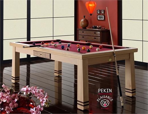 Billards Plaisance Pekin Prestige Pool Table - 6ft, 7ft