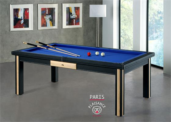 Billards Plaisance Paris Prestige Pool Table - 7ft