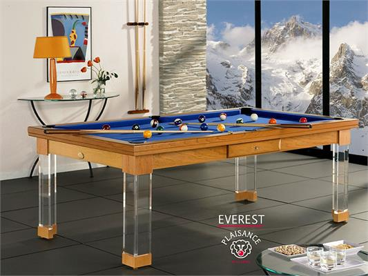 Billards Plaisance Everest Prestige Pool Table - 6ft, 7ft