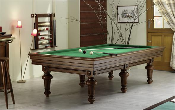 Billards Montfort Amboise Luxury Pool Tables