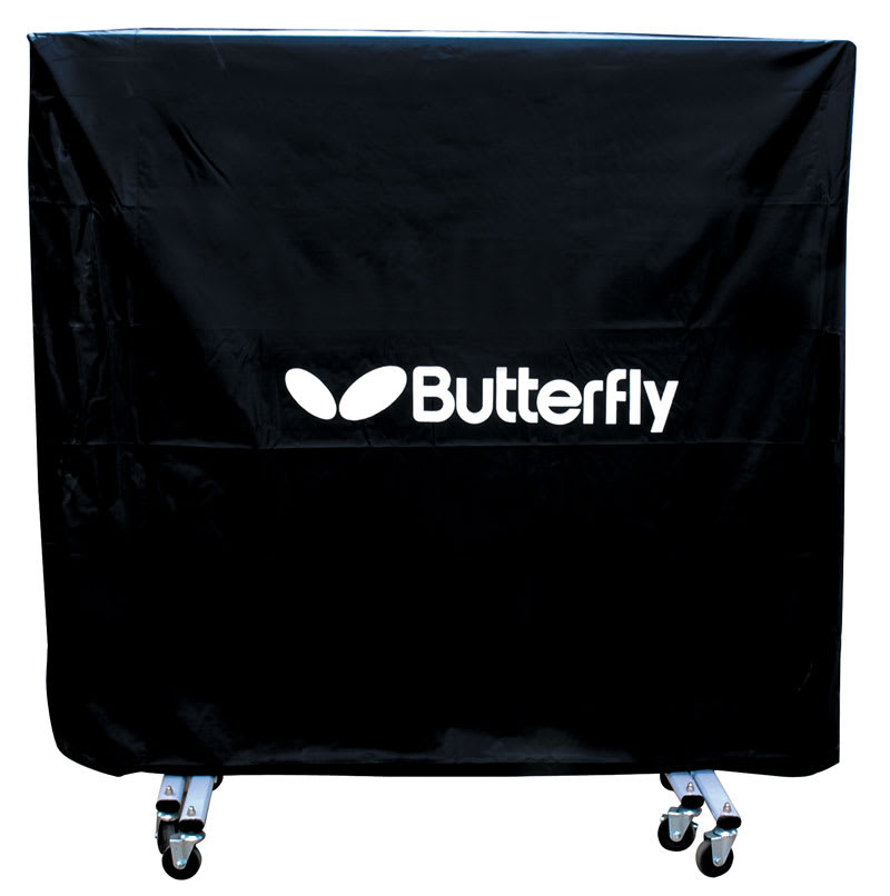 An image of Butterfly Table Tennis Table Cover - Small