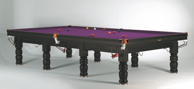 Tagora Snooker Table Black