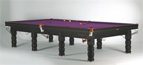 Sam Tagora Snooker Table Black - 10ft