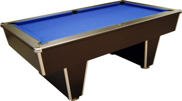Signature Harvard American Pool Table: Black