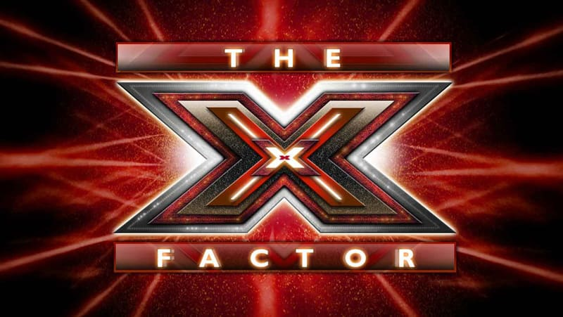 X Factor Logo - Large