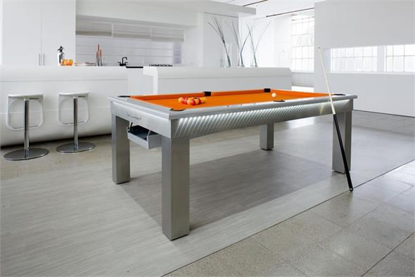 Le Lambert Pool Dining Table - 7ft, 8ft