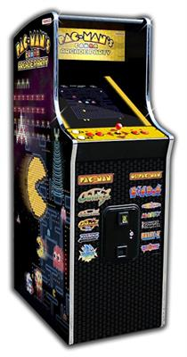 Pac-Man's Arcade Party Upright Home Arcade Machine