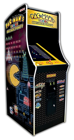 Pac-Mans Arcade Party Upright Cabinet.jpeg