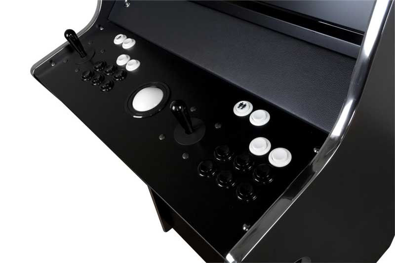 Evo Elite Arcade Machine | Home Leisure Direct