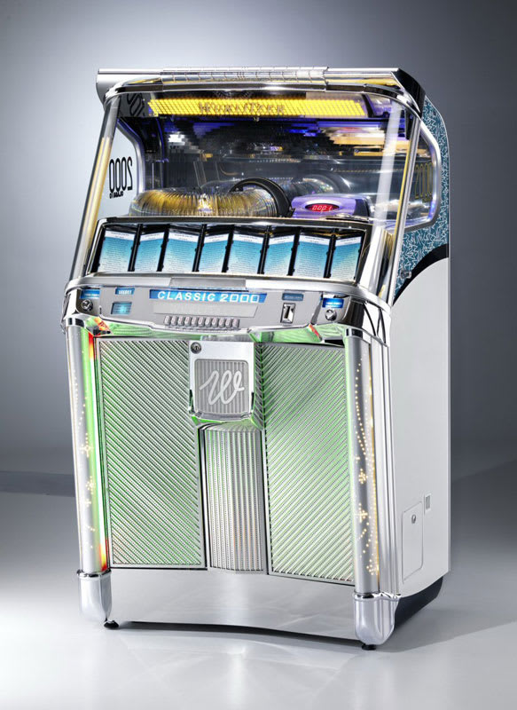 Wurlitzer Classic 2000 Jukebox  Free Delivery and Installation!