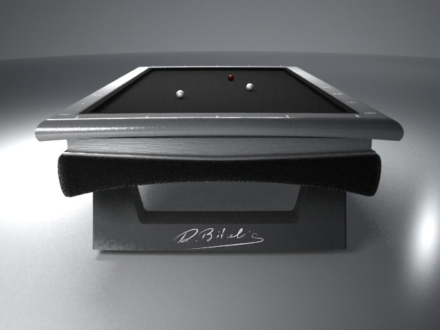 Toulet Bitalis Pool Table Luxury Pool Table