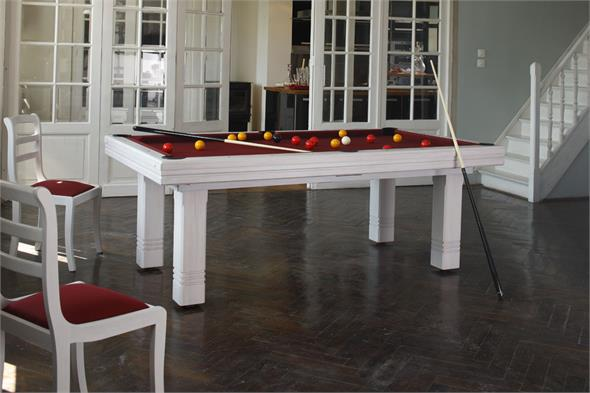 Toulet Club Pool Table - 6ft, 7ft, 8ft, 9ft, 10ft, 12ft