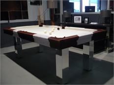 Toulet Leather Pinto Pool Table - 7ft, 8ft, 9ft