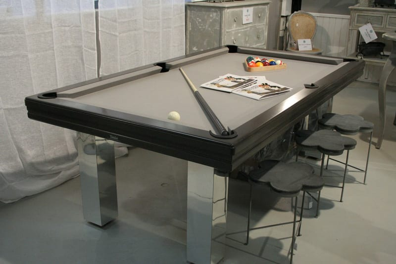 Toulet Miroir Pool Table Room Shot 1