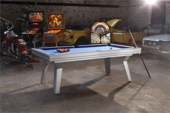 Toulet Pop Pool Table - 6ft, 7ft, 8ft, 9ft, 10ft