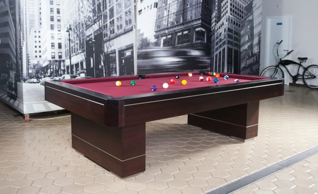 Carrinho Odyssey Pool Table - Bench Legs
