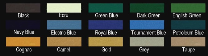 Toulet Blacklight Cloth Colours 1