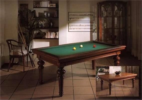 Longoni Royal Pool Table  - 8ft