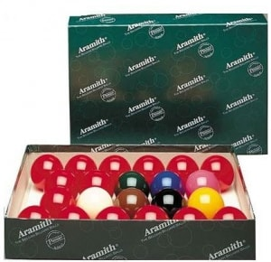 Snooker Balls | Home Leisure DIrect