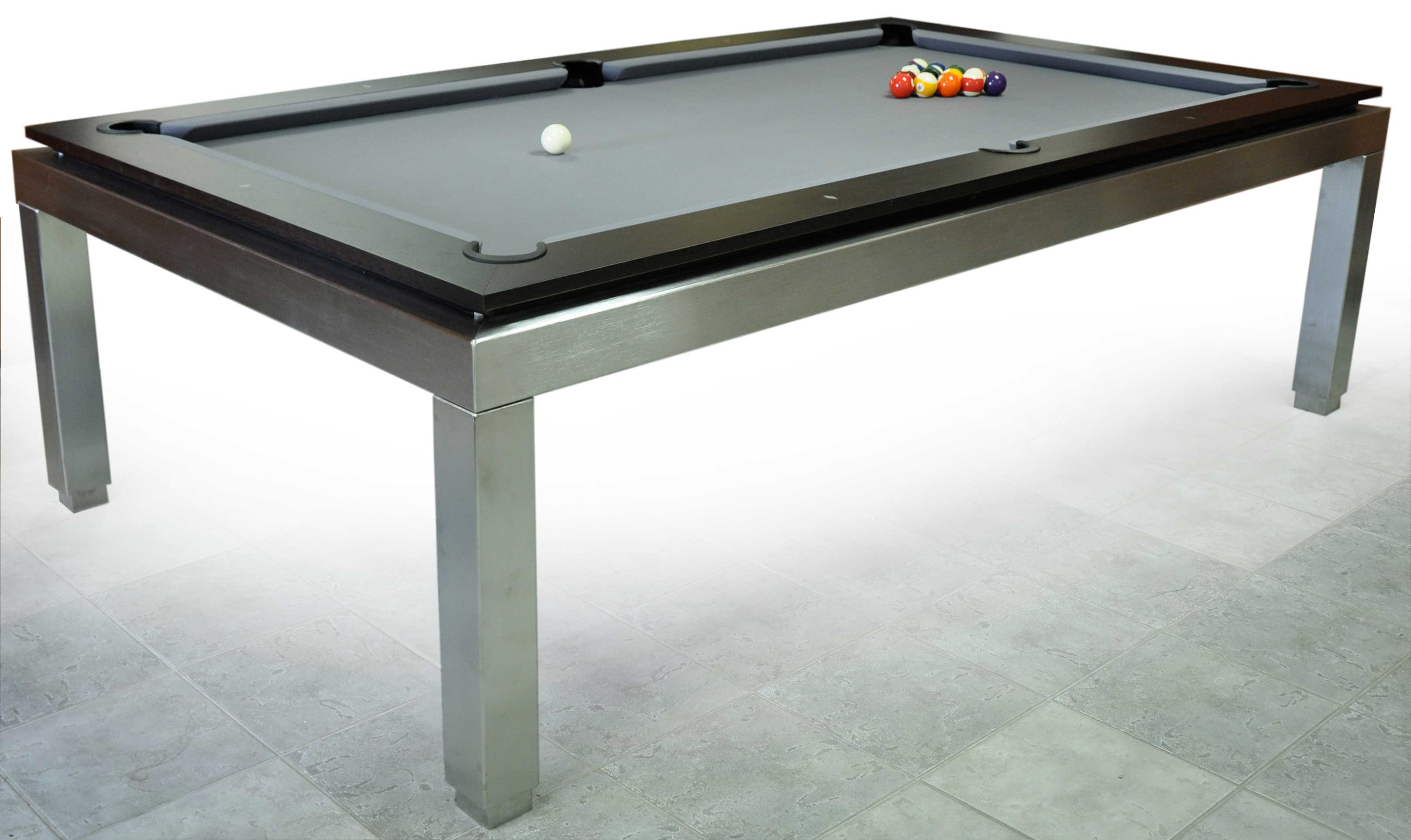 New York Bilhares Carrinho Pool Table