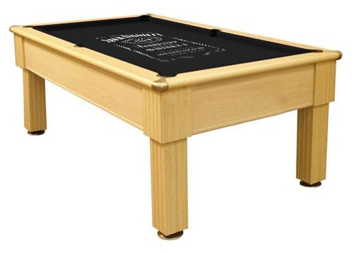 Jack Daniel's Winchester Pool Table - No Decals