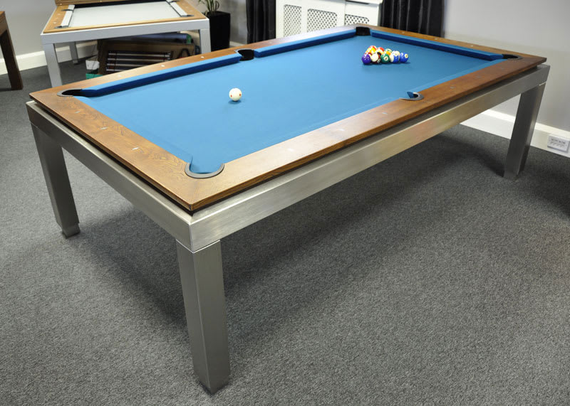 Carrinho New York Pool Table - Showroom