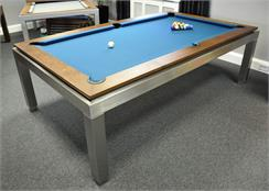 Bilhares Carrinho New York Pool Table