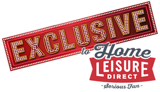 Exclusive to Home Leisure Direct - Logo Left