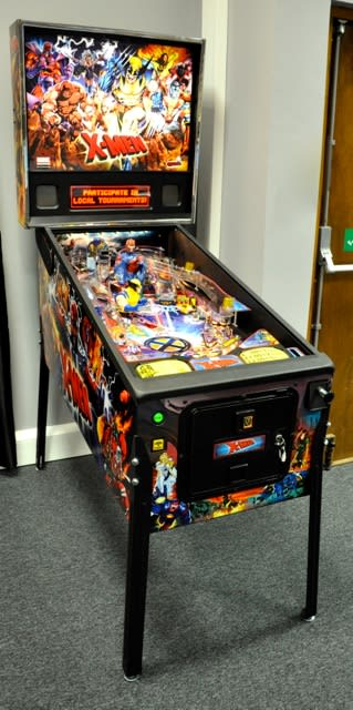 X Men Pinball Machine