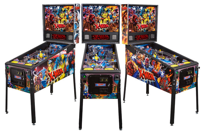 X-Men Pro - 3 Machines