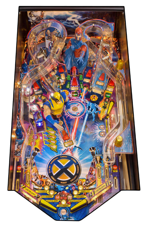 X-Men Pro Playfield