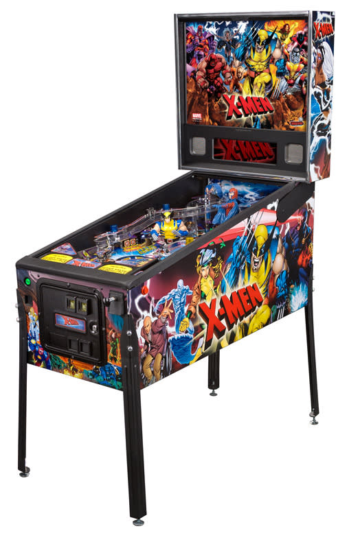 An image of Stern X-Men Pro Pinball Machine