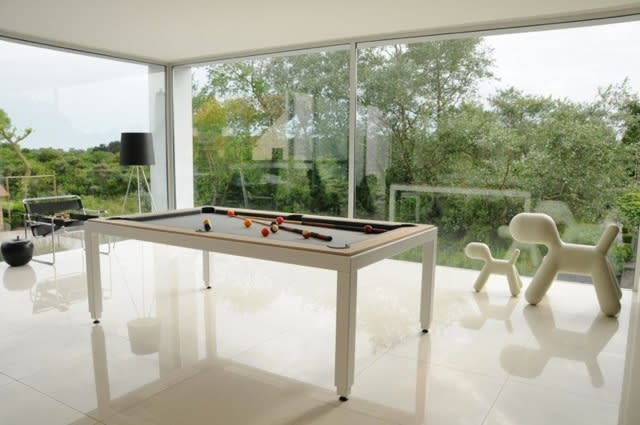 Aramith Fusion Pool Dining Table Luxury Pool Table