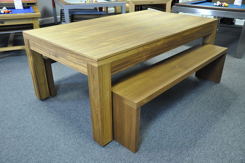 Montfort Lewis Teak - with benches and dining top