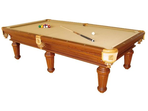 An image of Sam Regenta American Pool Table - 9ft