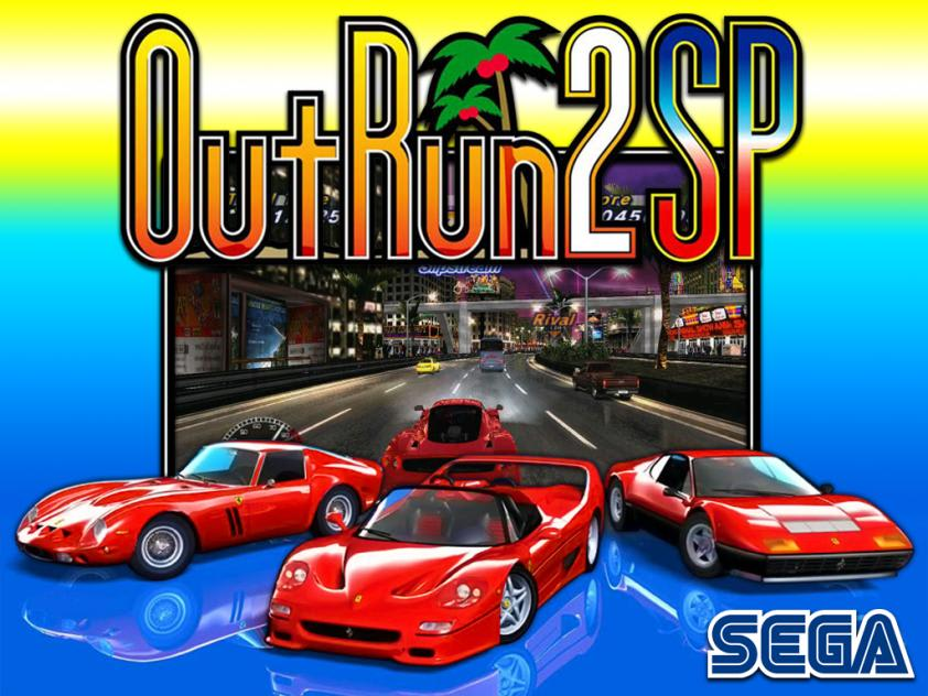 OutRun 2 SP Deluxe (Refurbished)