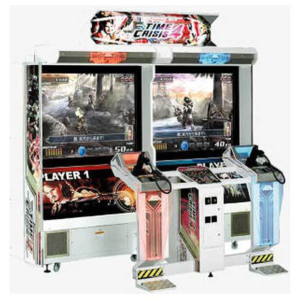 An image of Time Crisis 4 Deluxe (Refurbished)