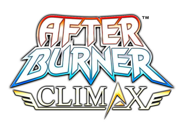 After Burner Climax Logo