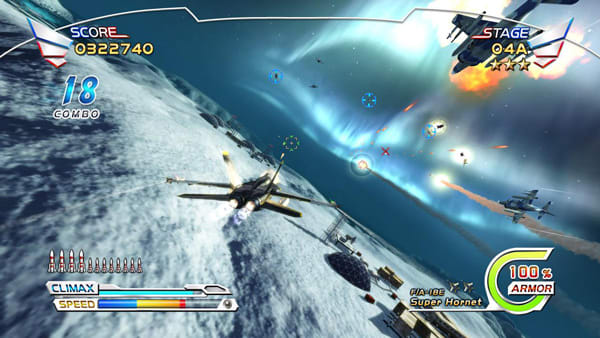 After Burner Climax Screenshot 1
