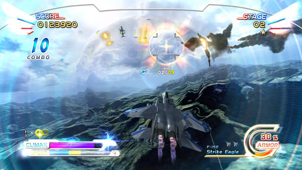 After Burner Climax Screenshot 3