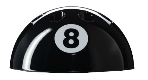 Sam Black Eight Ball Cue Stand