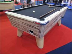 Supreme Winner Pool Table: Artwood - 6ft, 7ft