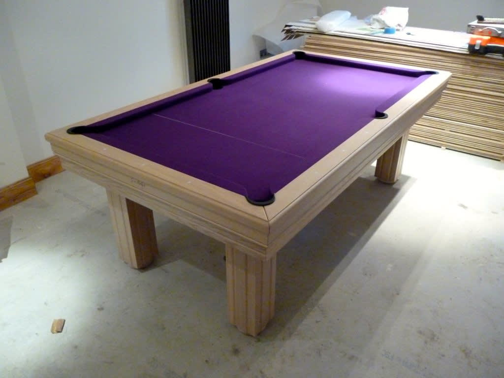 Ouessant Contemporary Pool Table