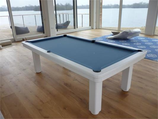 Billards Montfort Wallis Pool Table - 7ft, 8ft