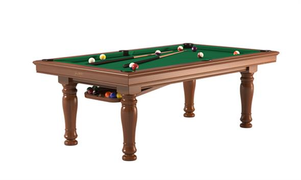 Billards Montfort Val de Loire Pool Table - 7ft, 8ft